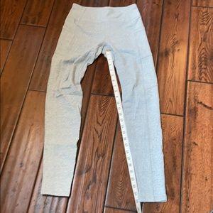 Kyodan gray leggings with side pockets size XS
